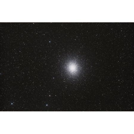 Omega Centauri globular star cluster Canvas Art - Philip HartStocktrek Images (34 x 23)