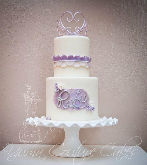 Princess birthday cake - by YumaCouture @ CakesDecor.com - cake decorating website