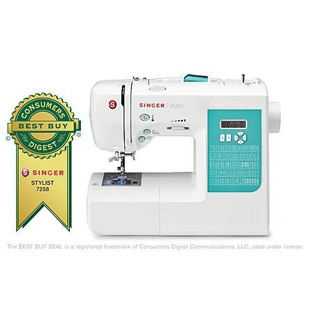 Singer 40CL Electronic 40Stitch Stylist Sewing Machine My New Cheap Sewing Machines Kmart
