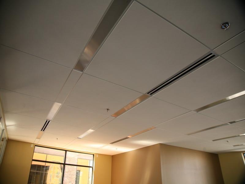 Modern ceiling tile office pinterest modern ceiling for Modern office ceiling design ideas