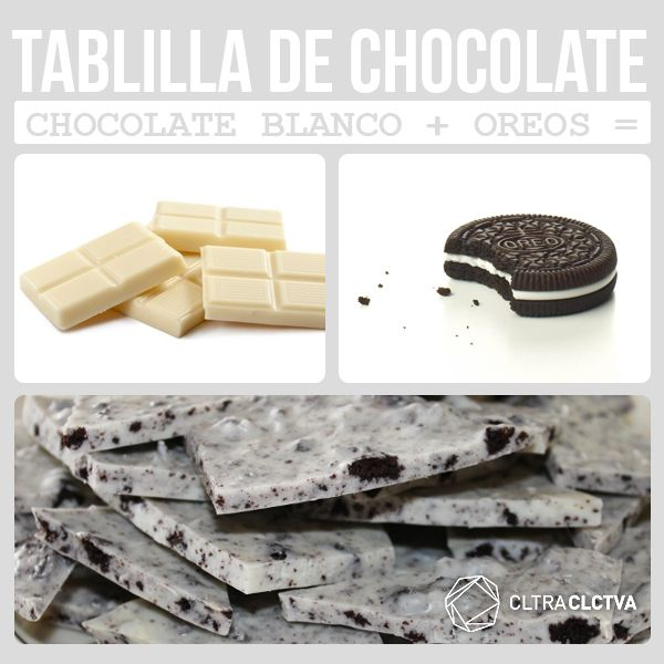 tablilla de chocolate