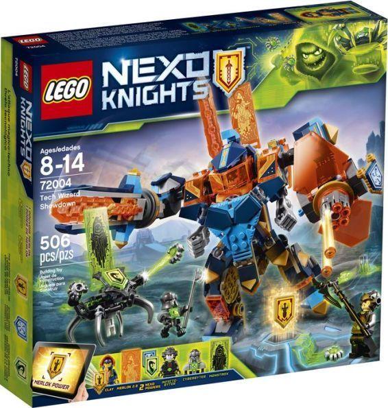 Tech Wizard Lego® Nexo 72004Lego Showdown Knights OXZuPki