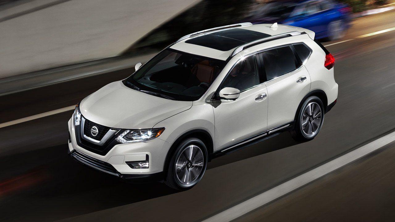 2018 Nissan Murano Modern appearance and ergonomic