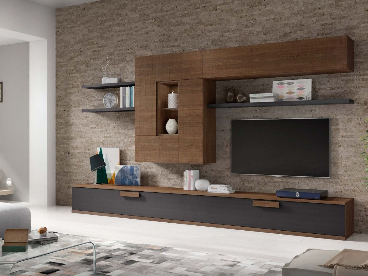 Comedor moderno art comedores modernos muebles de for Muebles para living comedor