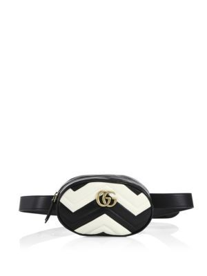9b930f4323e GUCCI Gg Marmont Matelassé Leather Belt Bag.  gucci  bags  leather  belt  bags  lining