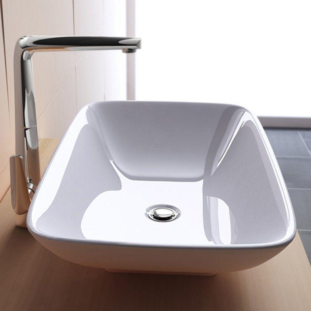 Lavabo Vasque À Poser Évier Design Bruxelles 159: Amazon.fr ...
