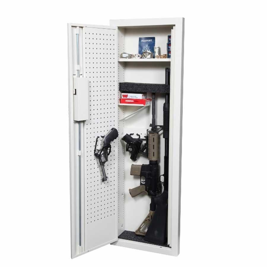 V Line   Closet Vault II In Wall Firearms And Valuables Quick Access S    Cowboy Safes Gun Safes, Hand And Riffle Safes, Solid Wood Cabinets, Fast  Shipping ...