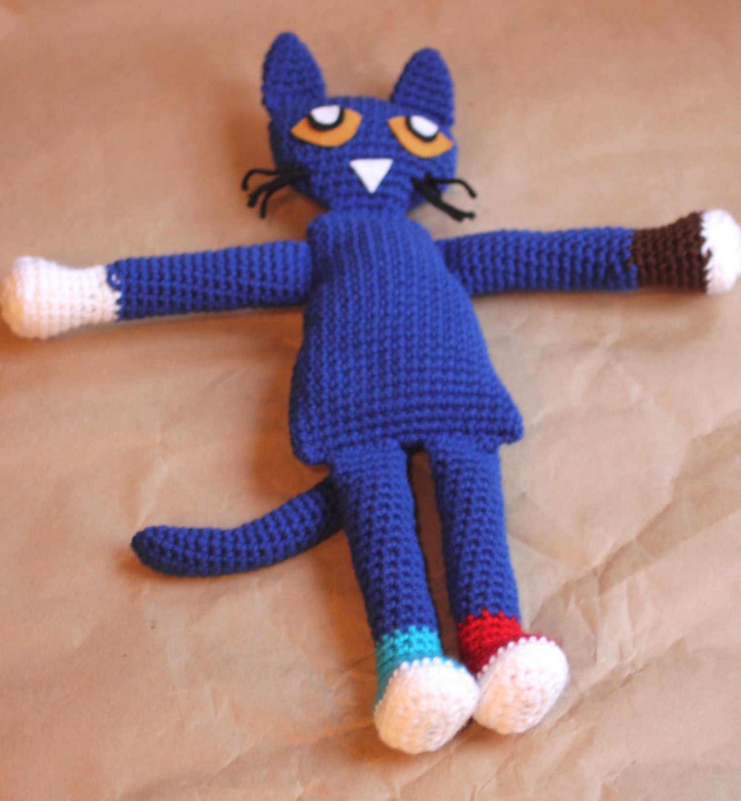 Image result for amigurumi crochet free cat patterns pinterest ... | 1558x1440