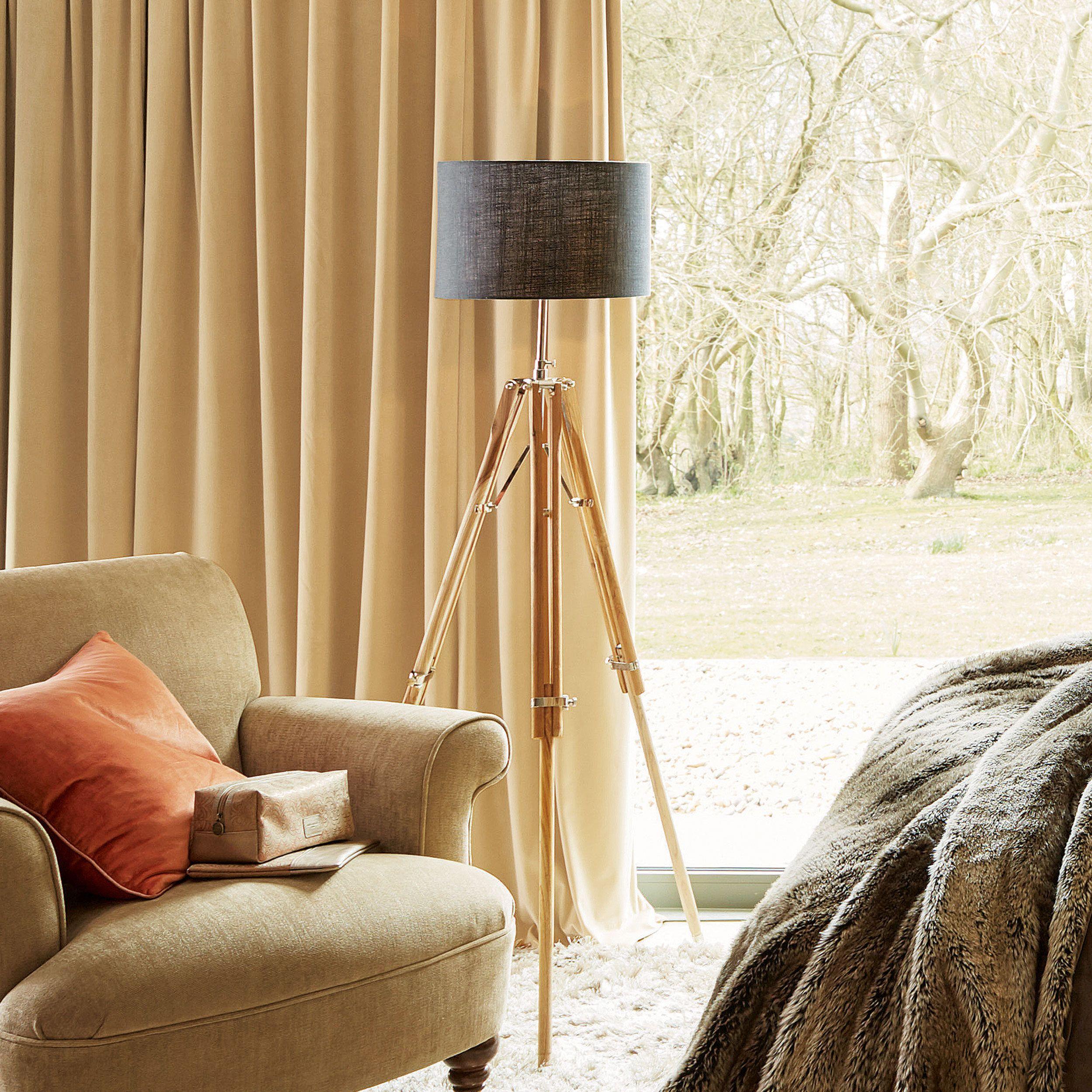 Abinger Tripod Floor Lamp Lampen West Elm Vintage