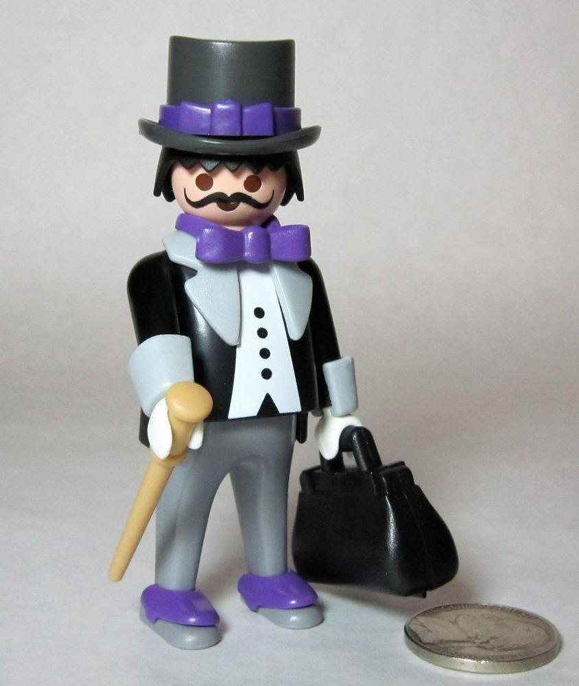 Playmobil Victorian Gentleman in top hat NEW