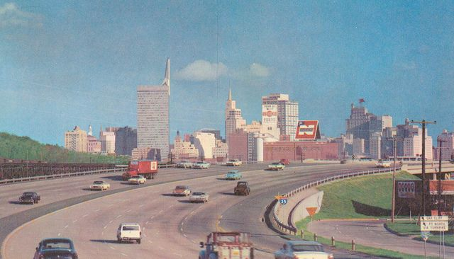 Dallas 1960 1961 By Jczart Via Flickr Dallas Fort Worth Old Pictures Old Photos