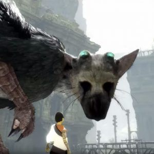 Trico The Last Guardian Creatures And Animals Pinterest
