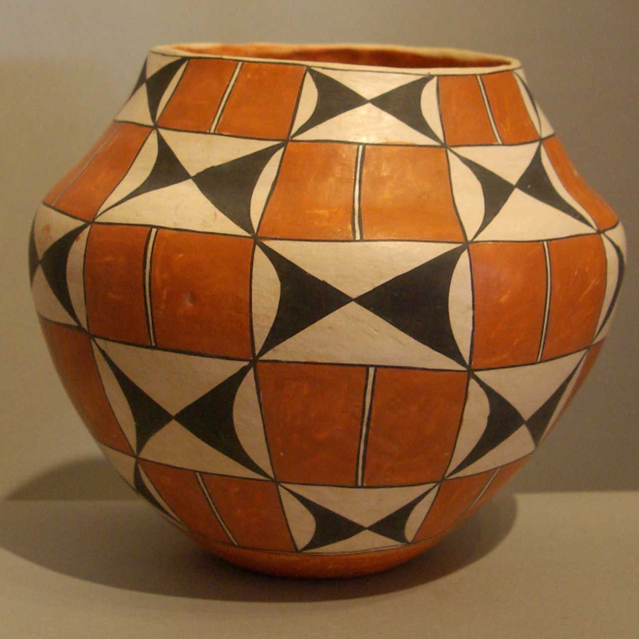 Acoma Pottery Unknown Artist