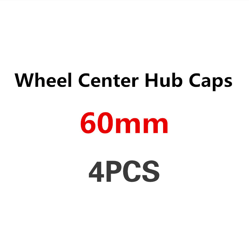 Center Cover Wheel Hub Cap For AUDI A4 B6 B8 B7 B5 A6 C5