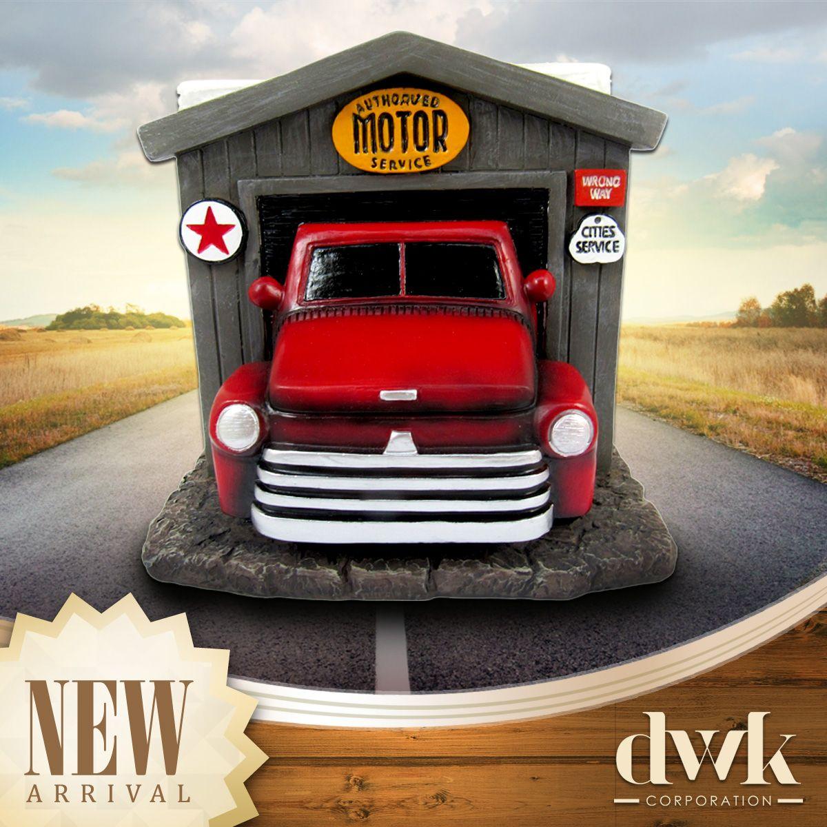 Red Truck Napkin Holder In 2020 Napkin Holder Red Truck Kitchen Decor