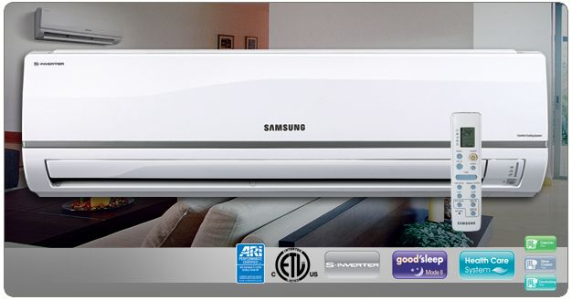 The Samsung 15 18 Seer Neo Forte Heat Pump Transcends Air