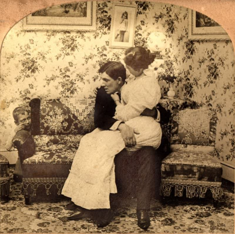 Rare Weird And Funny Pictures Show Hilarious Side Of Victorian Era ...