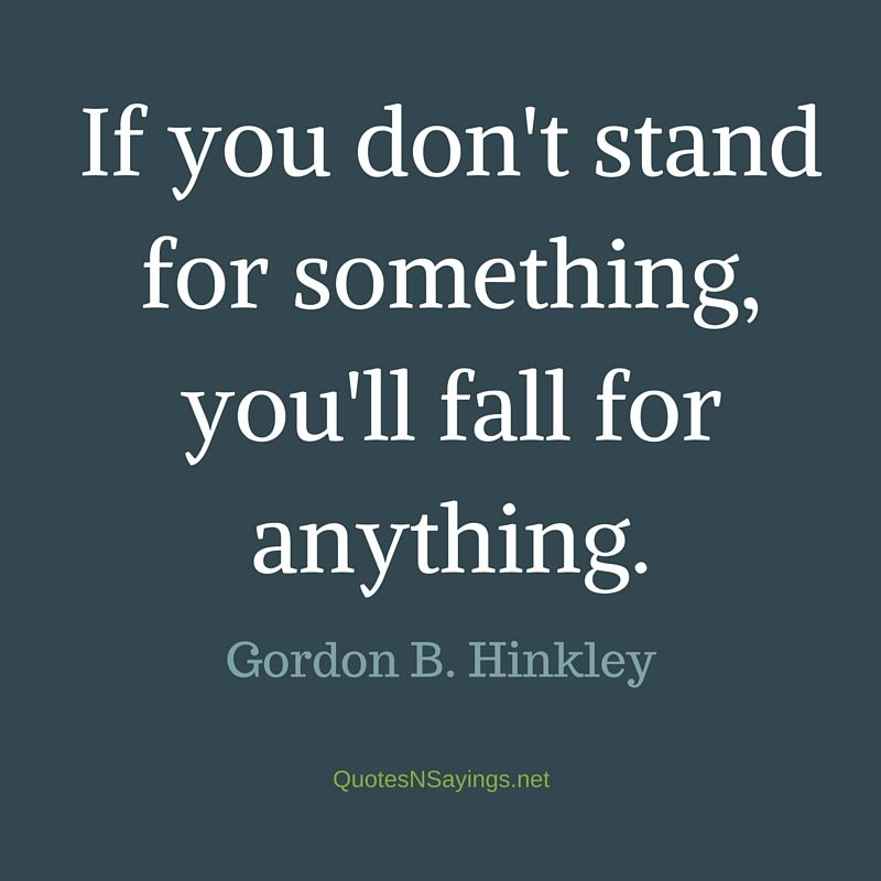 Gordon B Hinckley Quotes Inspiration Gordon B Hinckley Quotes And Sayings To Inspire And Motivate