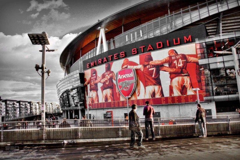 Best Arsenal Emirates Stadium Wallpaper Hd Resolution On Wallpaper Hd 2560 X 1600 Px 1 2 Mb 2015 400 x 300
