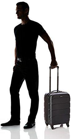 4064cb8dd Samsonite Omni PC Hardside Spinner 20, Teal, One Size: Amazon.ca: Luggage &  Bags