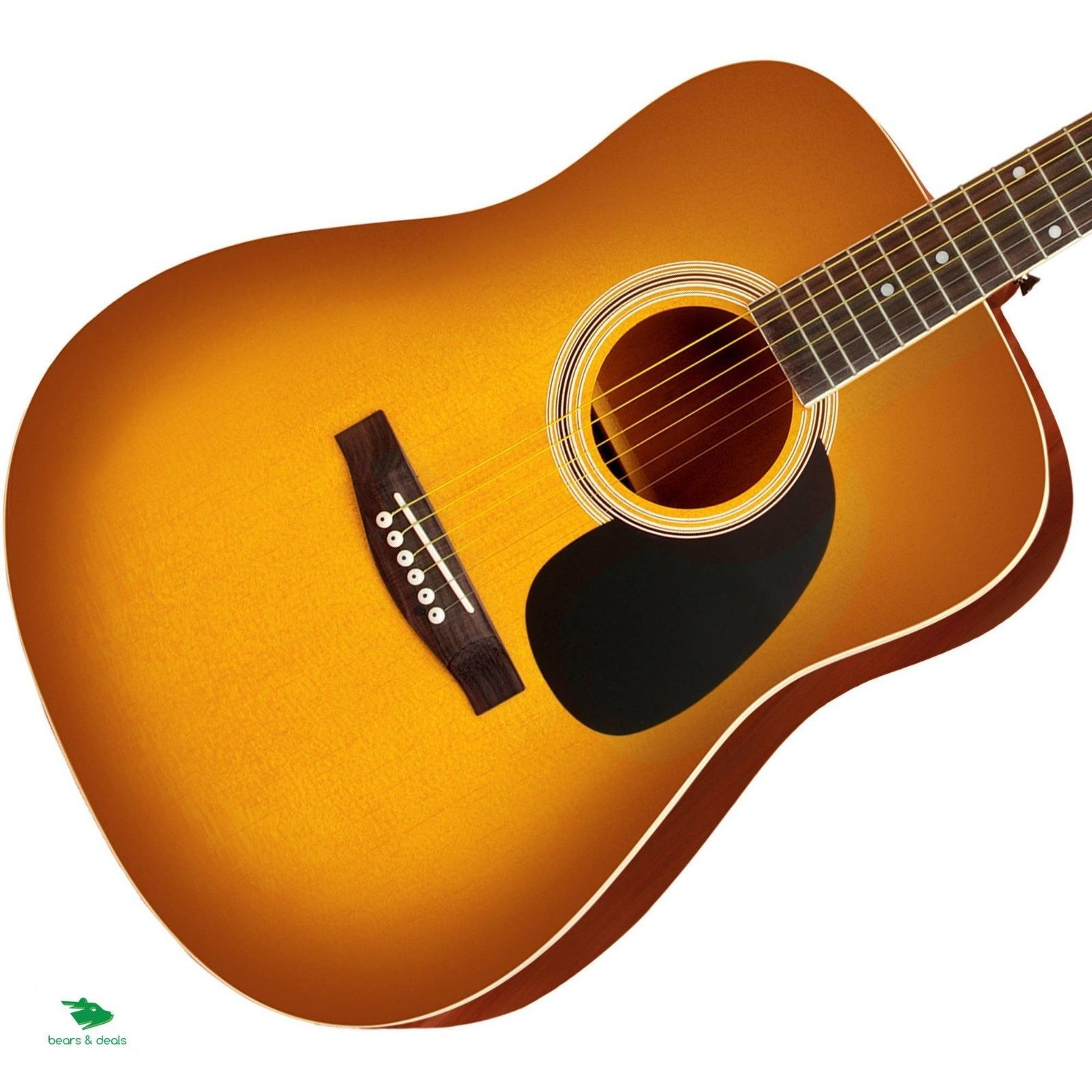 gibson maestro acoustic guitar kit 41 full size strap picks extra