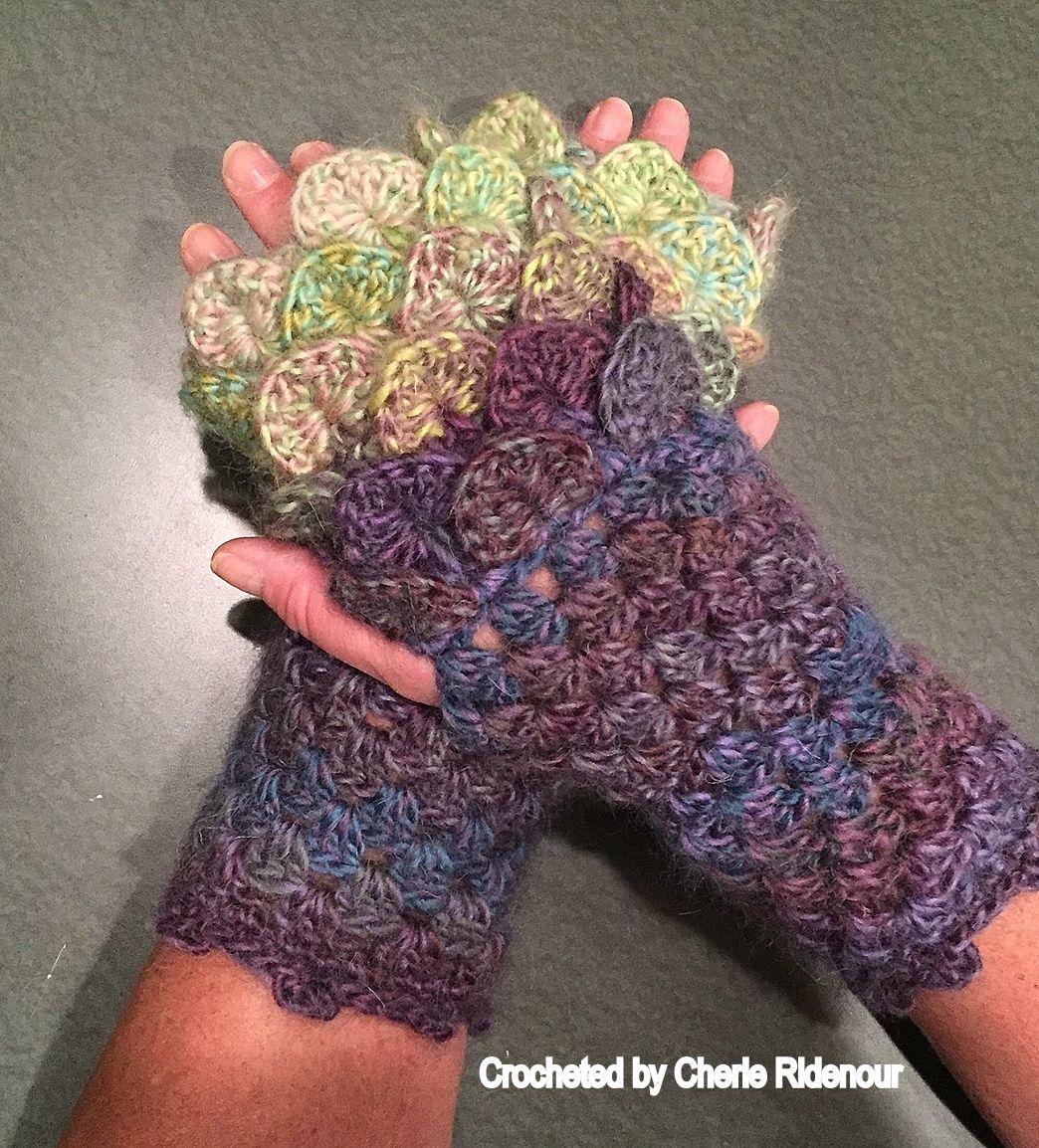 Crocodile fingerless gloves free pattern httpmuttix crocodile fingerless gloves free pattern httpmuttix bankloansurffo Images