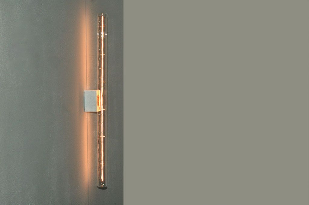 Linestra Lamp Transparant Linestra Incandescent Bulb | Muebles