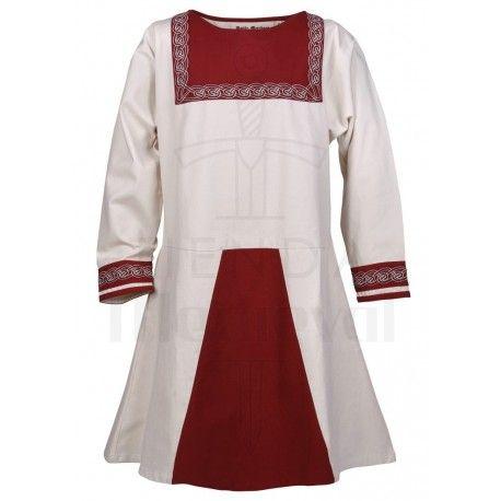 Tunique Viking Havar. Tuniques Costumes homme Vêtements