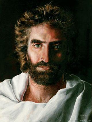 The Actual Face Of Jesus Jesus Painting Jesus Pictures Akiane