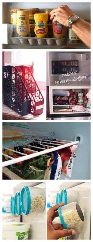 49 Creative Small Apartment Hacks Organization Ideas ...