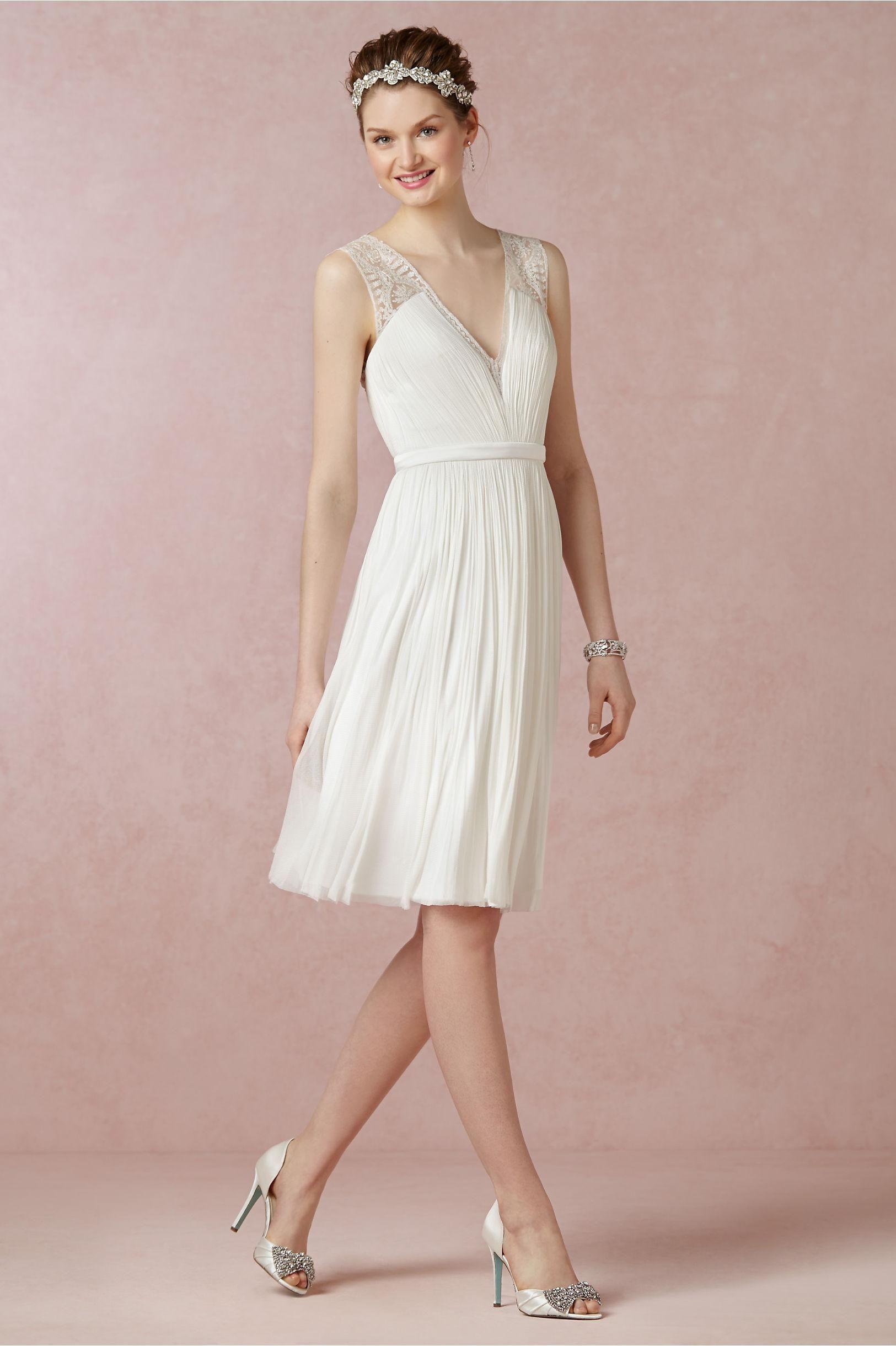 Valley Dress from BHLDN | The Modern Bride | Pinterest | Vestidos de ...