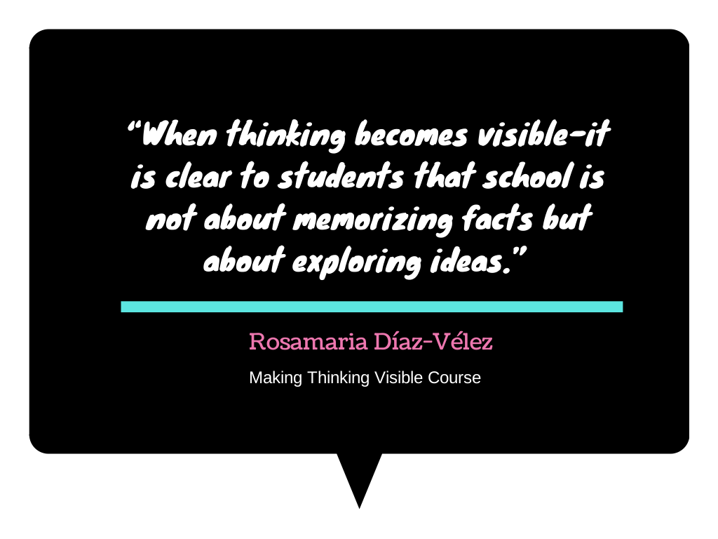Quotes About Critical Thinking Visible Thinking Quote  Teacher Stuff  Pinterest  Visible