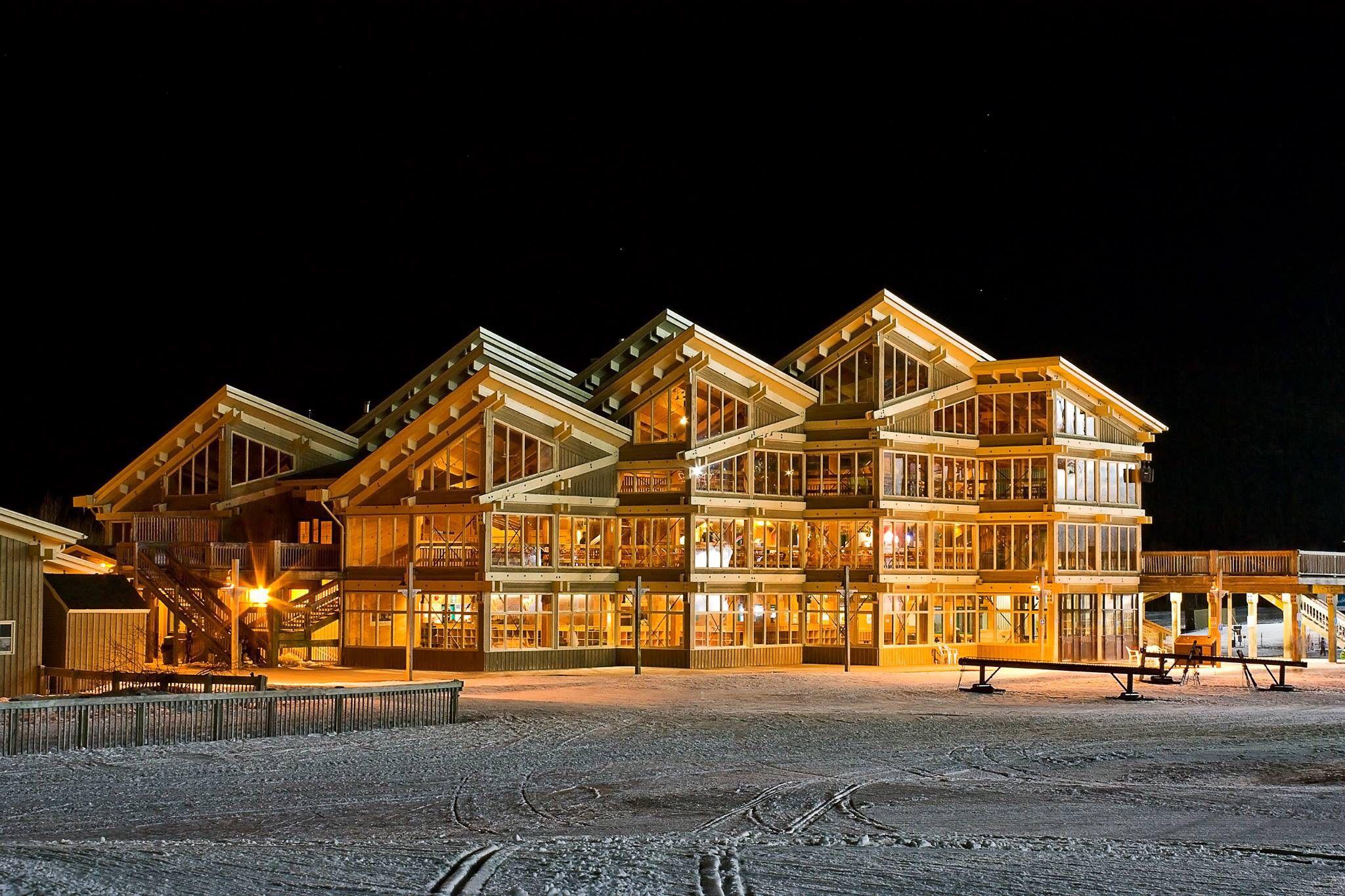 Marble Mountain Ski Resort Steady Brook Newfoundland Near Corner Brook Newfoundland And Labrador Labrador Canada Newfoundland