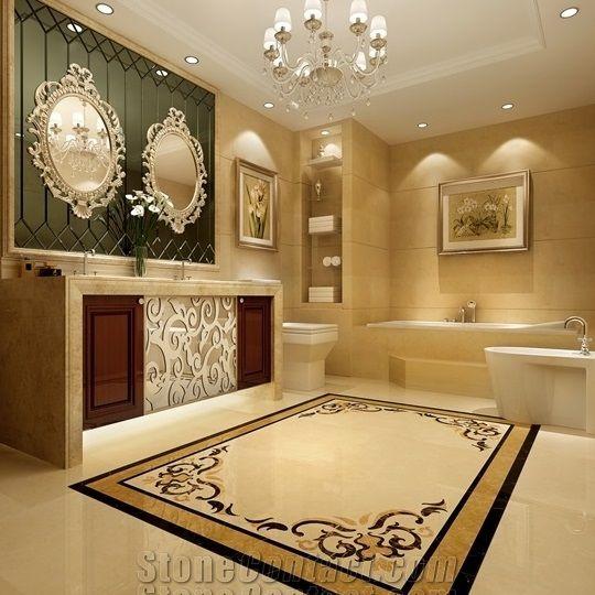 turkey-yarisli-burder-beige-marble-floor-medallions-water-jet-marble-designs-luxury-design-living-room-decor-burdur-beige-marble-floor-medallions-p378167-4b.jpg (540×540)