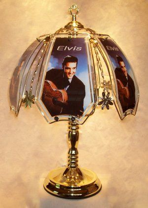 Elvis Presley Touch Lamp | NOVELTY LAMPS AND GIFT IDEAS ...