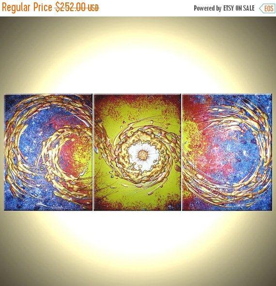 Metalico Oro Resumen Original Pintura De Lafferty Por Laffertyart Texture Painting Contemporary Abstract Art Abstract