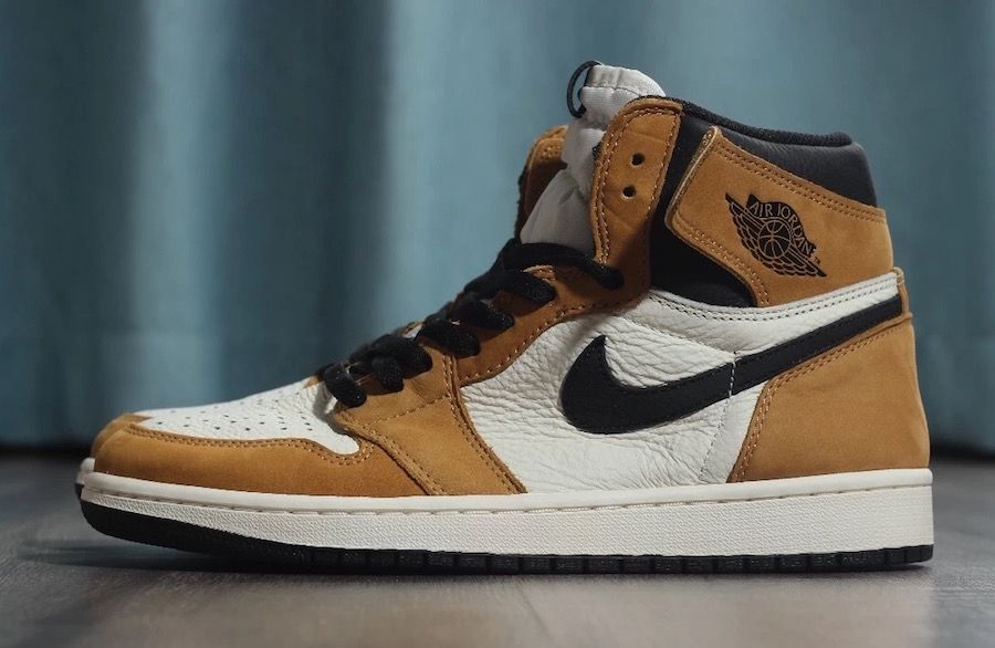 The Air Jordan 1 Retro High OG Rookie Of The Year Has A Hidden Message eba950f34
