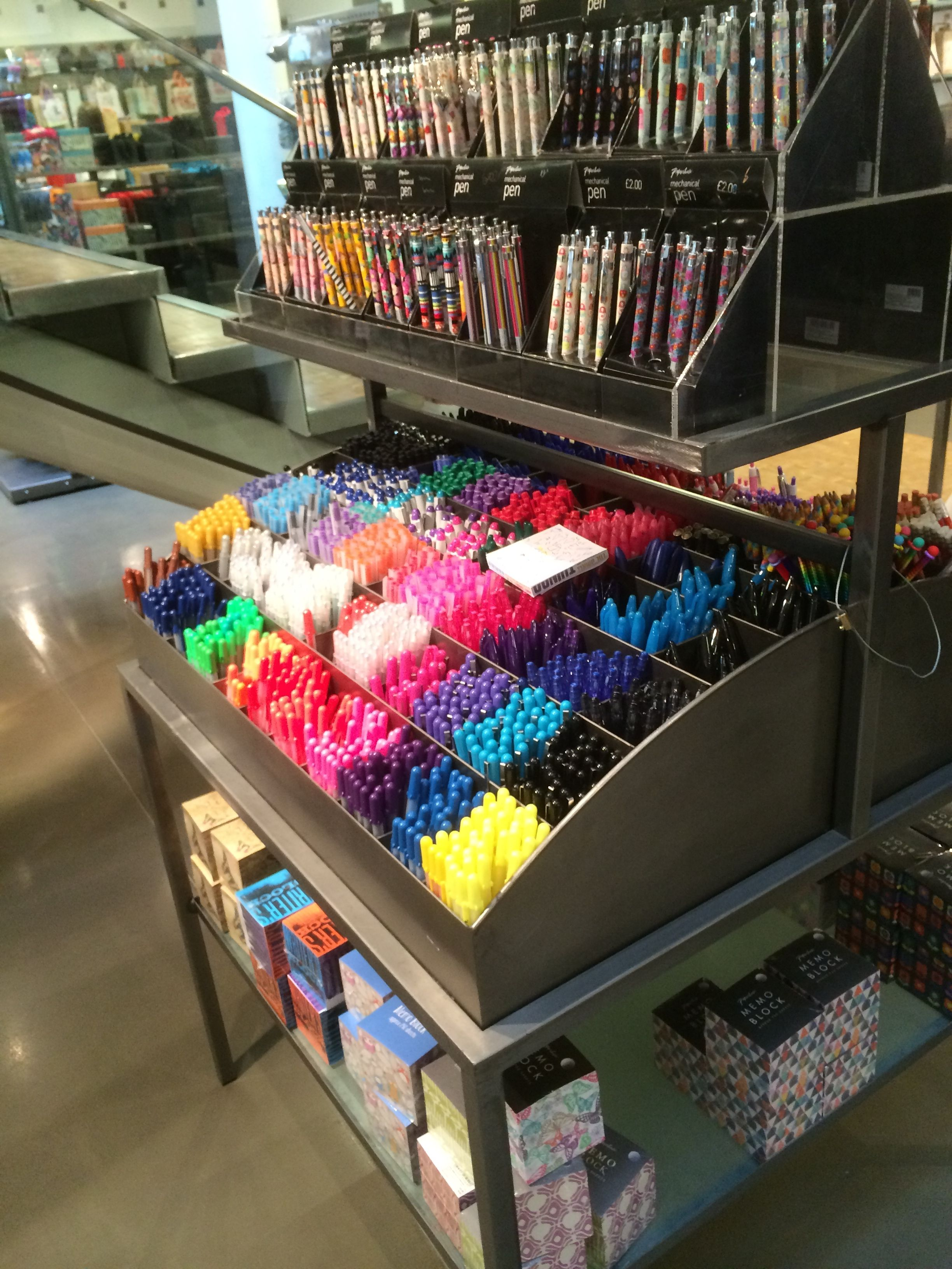 Paperchase - Tottenham Court Road - Stationery - Gift - Greetings - Art - Landscape ...