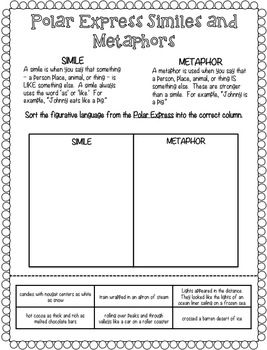 The Polar Express Literature Unit and Activities | The o'jays ...