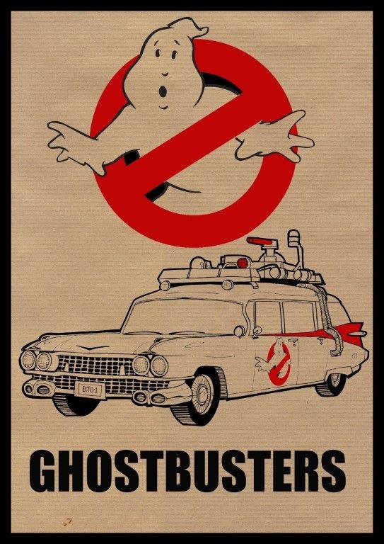 De Magie van Filmposters: Ghostbusters (1984) - 80sGeek