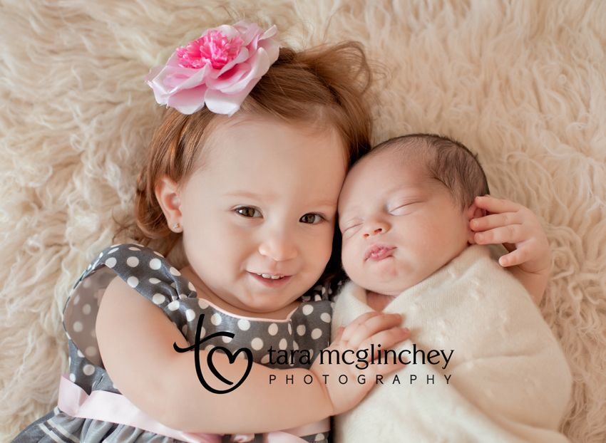 Sibling and newborn photography bergen county nj