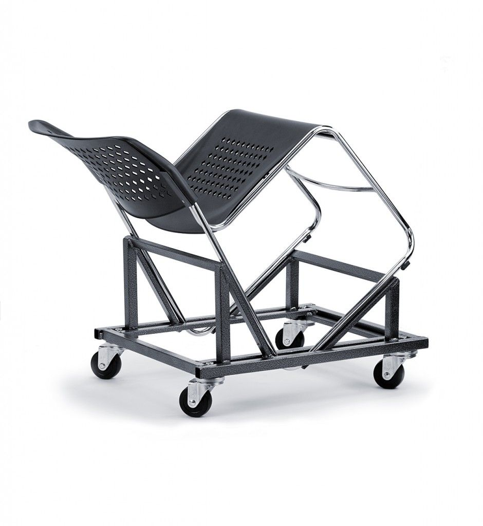 Hd Cart For High Density Stackers The Hd Cart For High Density Chairs Is Designed For You To Stack Chairs For Small Spaces Chair Accent Chairs For Living Room