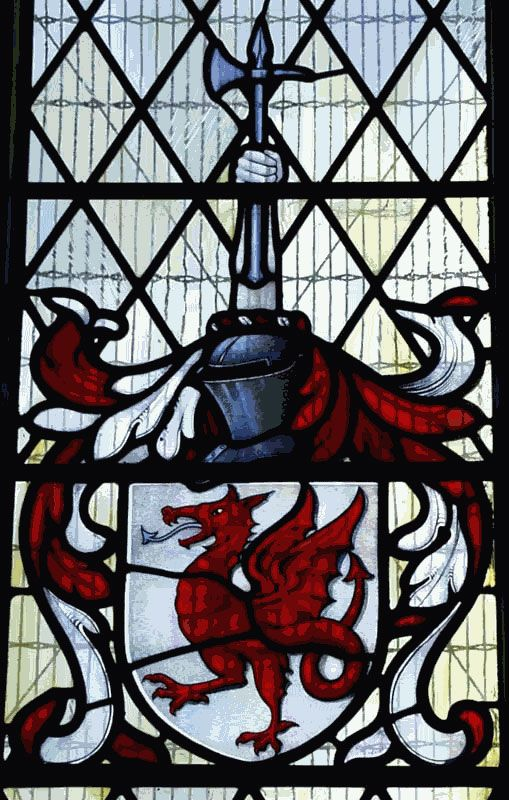 The Arms Of Sir Francis Drake Stained Glass Tattoo Coat Of Arms Sir Francis