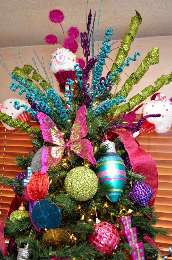 Casi Navidad Christmas tree and decorations ideas Pinterest