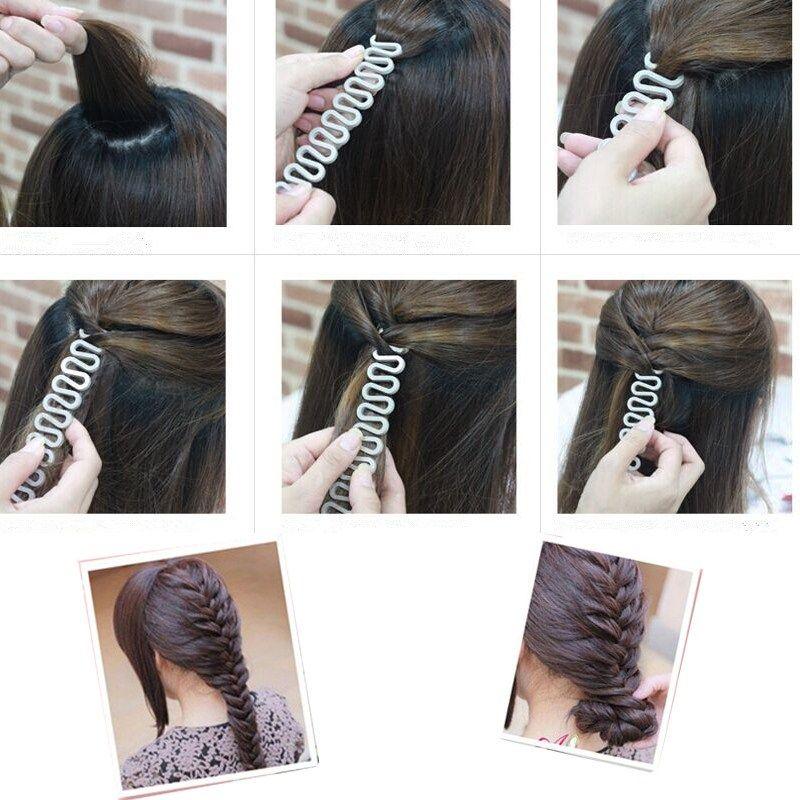Easy To Use Hair Braiding Tool Braids Braids Braids Pinterest