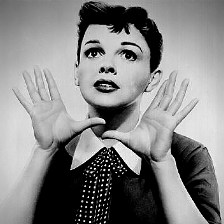 Judy Garland: I've always taken 'The Wizard of Oz' very seriously you know. I believe in the idea of the rainbow. And I've spent my entire life trying to get over it. #JudyGarland #mylife