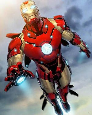 Getting it Together: Iron Man for Orion Man