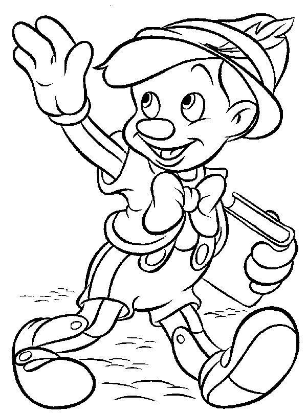 Tegninger til Farvelægning Disney 85 | Coloring Pgs | Pinterest ...