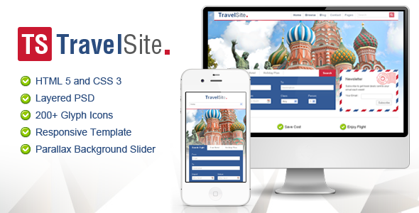 Review TravelSite Responsive HTML Templatelowest price