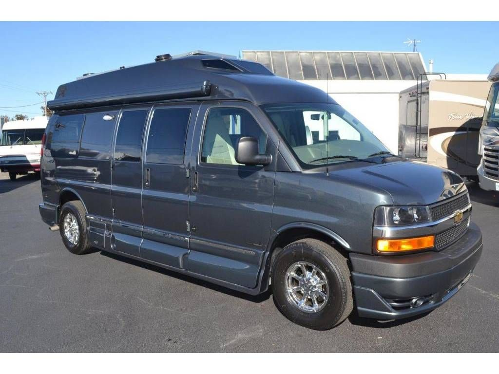 Check Out This 2016 Roadtrek 190 Popular Listing In Rockford Il